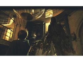 Harry's #1 fear: DEMENTORS